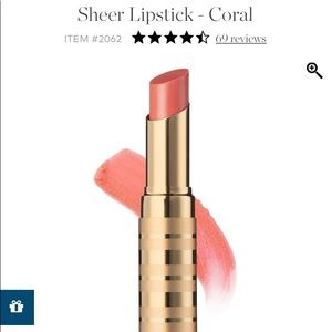 Beautycounter Lipstick- Coral.  FINAL OFFER!